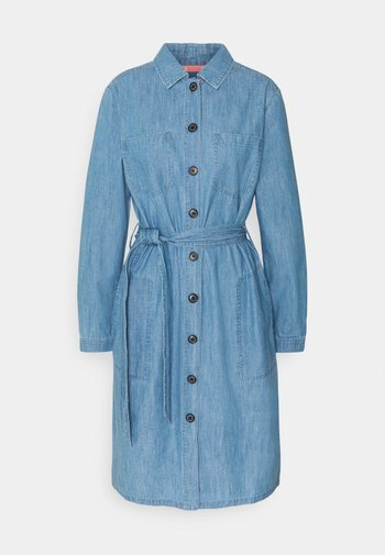 TYNEMOUTH DRESS - Denim dress - authentic wash