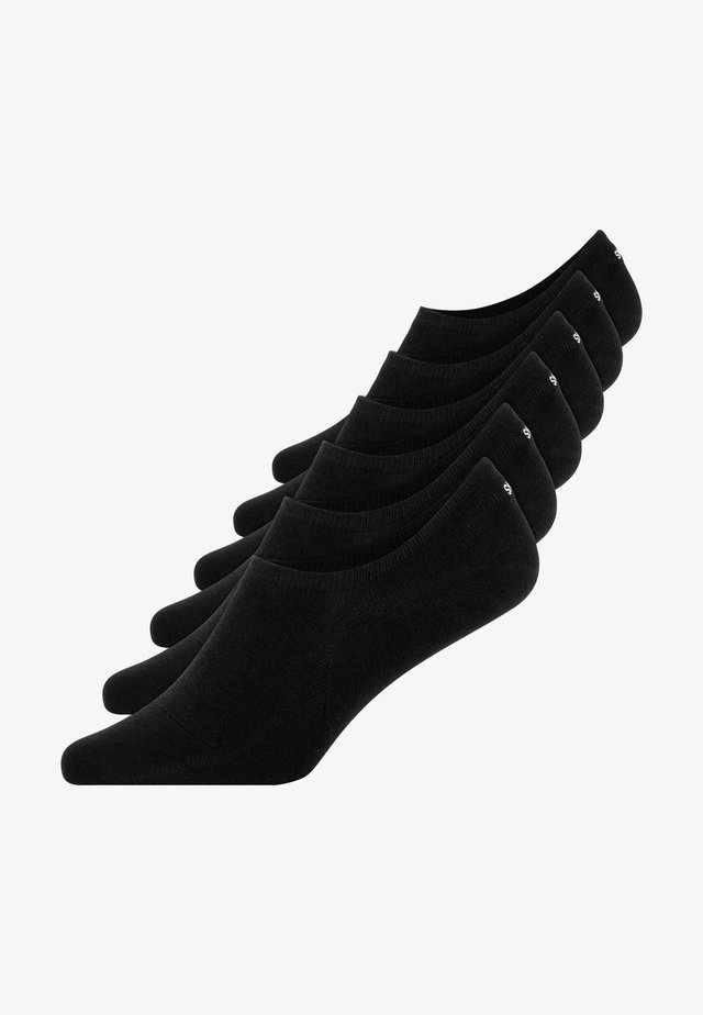 INVISIBLE SNEAKER - Trainer socks - schwarz