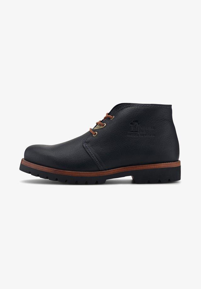 BOTA C - Lace-up ankle boots - schwarz