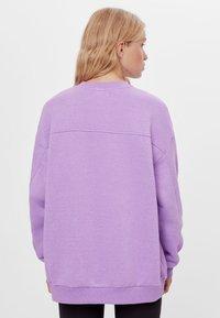 Bershka - Sweatshirts - mauve - 2