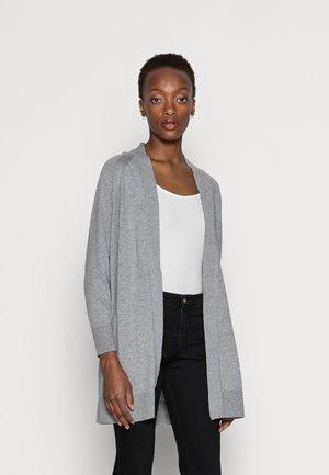 Cardigan - medium grey