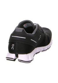 On Running - CLOUD - Neutral running shoes - schwarz - 1
