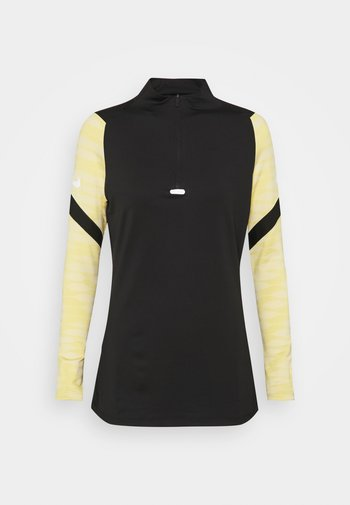 STRIKE - Camiseta de deporte - black/saturn gold/black/white