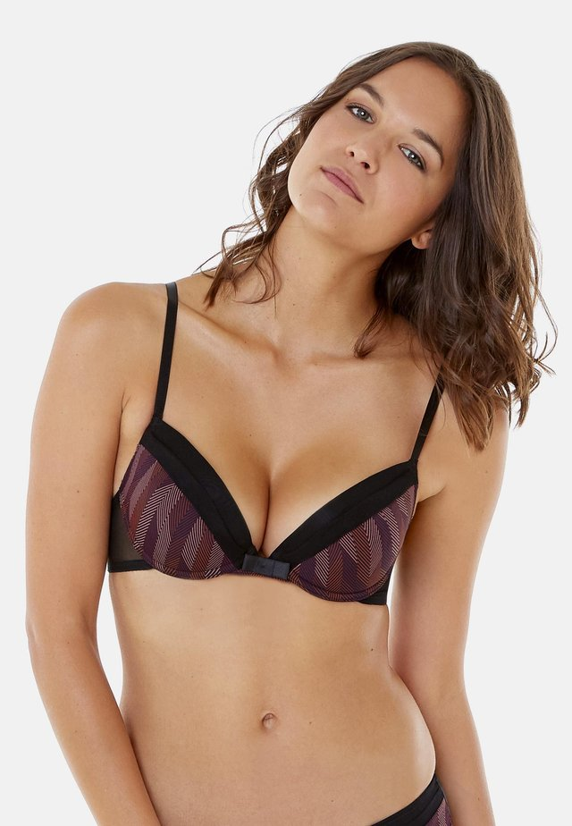 FLY - Soutien-gorge push-up - rouge