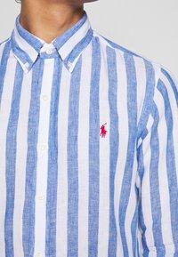 Polo Ralph Lauren - STRIPE SLIM FIT - Camicia - blue/white - 5