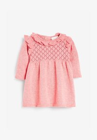 Next - Jumper dress - pink - 0