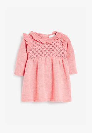 Jumper dress - pink