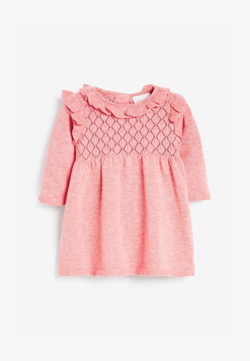 Next - Jumper dress - pink