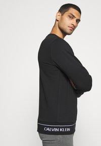 Calvin Klein - LOGO WAISTBAND - Felpa - black - 4