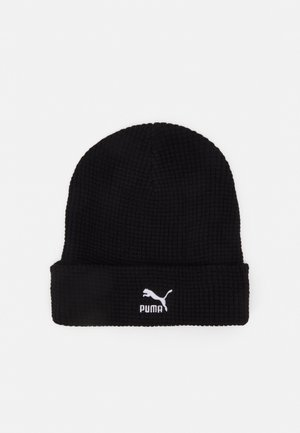 ARCHIVE MID FIT BEANIE - Czapka - black