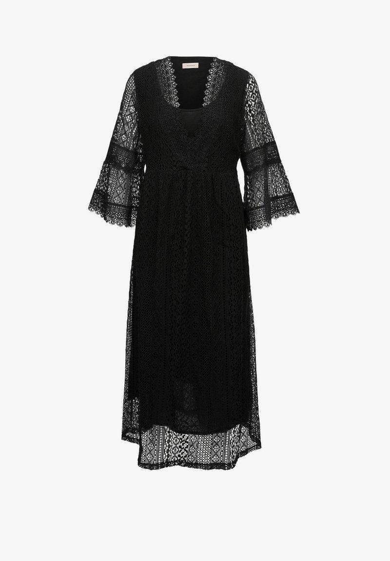 Triangle - Day dress - black