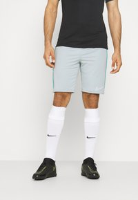 Nike Performance - DRY SHORT - Sports shorts - light pumice/white - 0