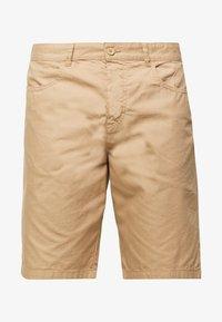 Benetton - BASIC CHINO - Shorts - beige - 3