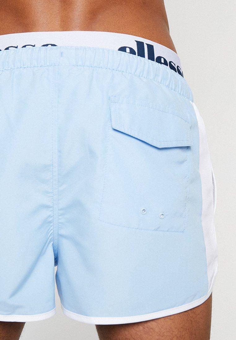 NASELLO Badeshorts light blue