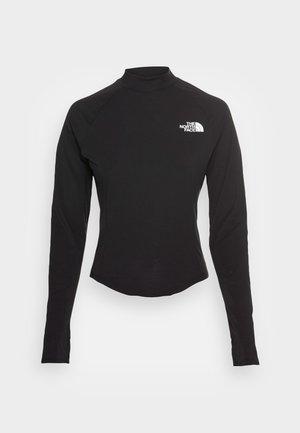 TEKWARE  - Bluzka z długim rękawem - black