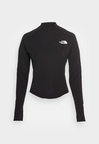 TEKWARE  - Maglietta a manica lunga - black