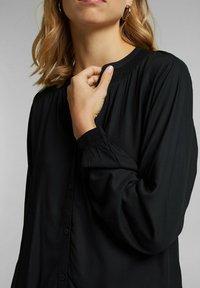 edc by Esprit - Blouse - black - 4
