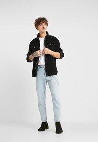Levi's® - JACKSON WORKER - Camicia - mineral black - 1