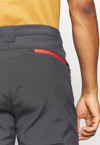 Campagnolo - MAN PANT - Kalhoty - titanio - 6