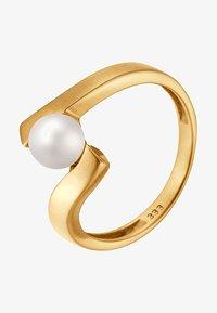 CHRIST Pearls - PERLEN  - Ring - gold - 1