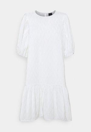 LOVA DRESS - Korte jurk - offwhite