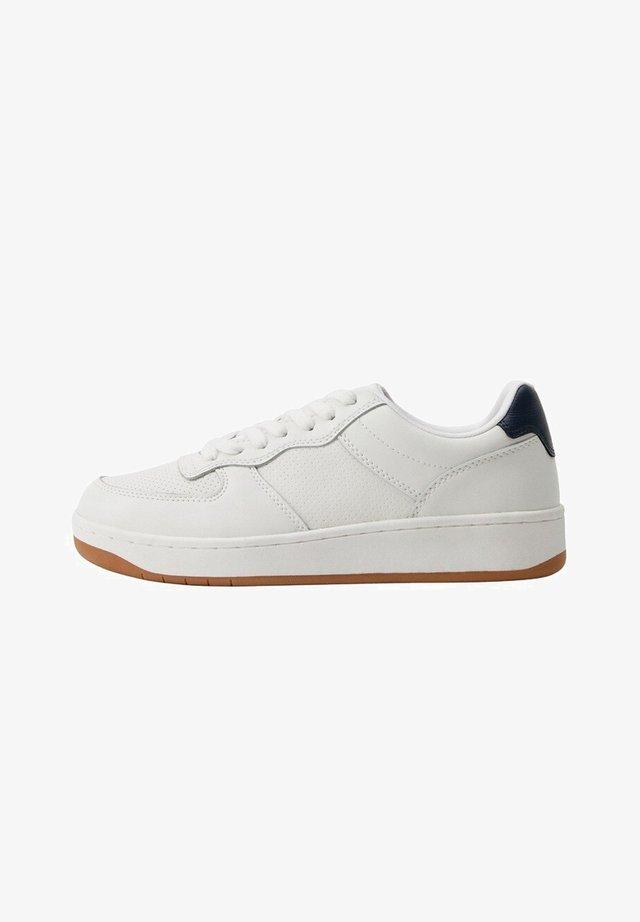 FASANO - Baskets basses - white