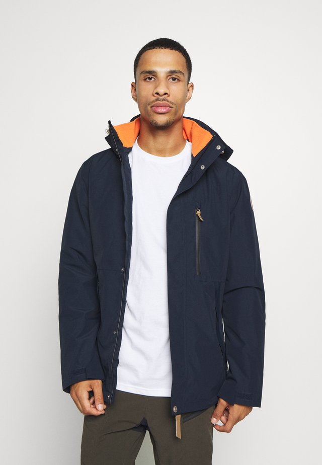 ALLSTED - Outdoor jacket - dark blue
