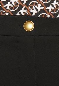 Pinko - GAIO PANTALONE PUNTO - Pantalon classique - black - 5