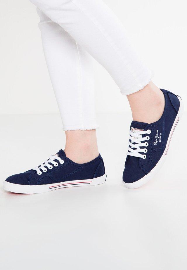 ABERLADY - Sneaker low - marine