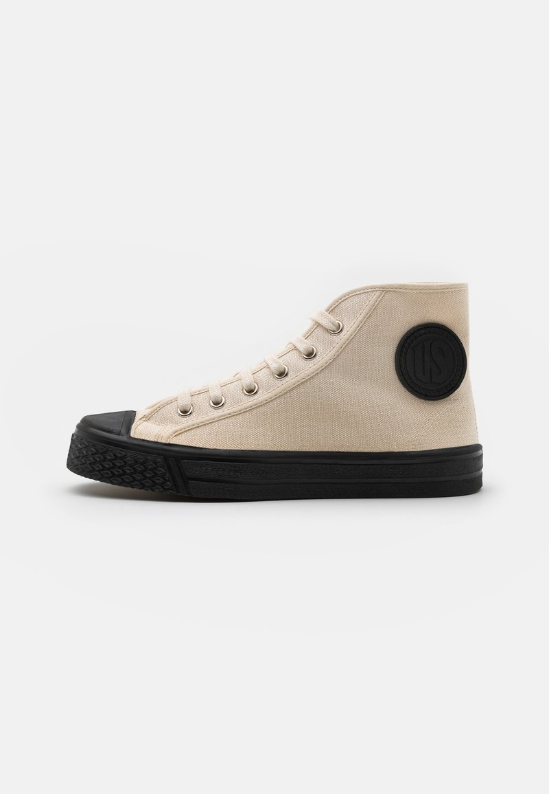 US Rubber Company - UNISEX - Sneakersy wysokie - offwhite