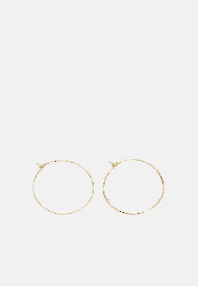 EARRINGS SINCERITY - Orecchini - gold-coloured