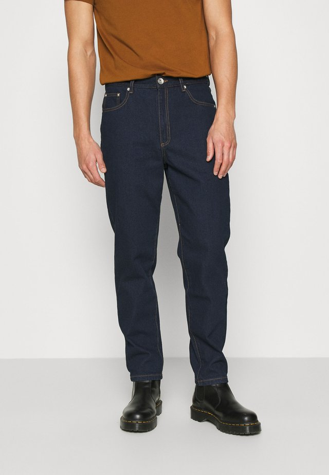 RUSHMORE - Jeans straight leg - rinse denim