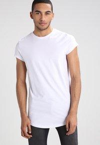 YOURTURN - Basic T-shirt - white - 0