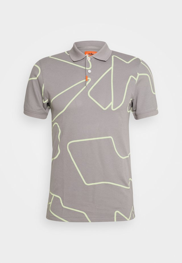 ENERGY THE MASTERS SLIM - T-shirt imprimé - dust
