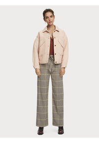 Scotch & Soda - Winterjas - light apricot melange - 1