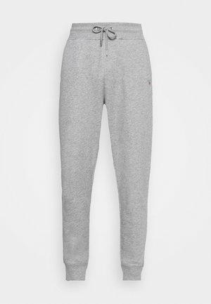 ORIGINAL PANTS - Teplákové kalhoty - grey melange