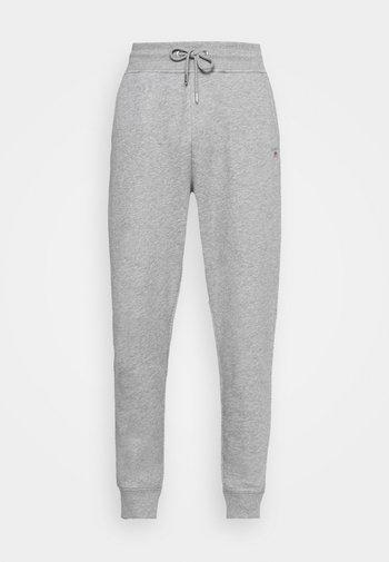 ORIGINAL PANTS - Tracksuit bottoms - grey melange