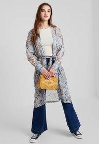 YAS - YASMILIVA KIMONO - Summer jacket - allure/miliva - 1