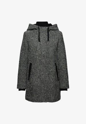 Classic coat - anthracite 5