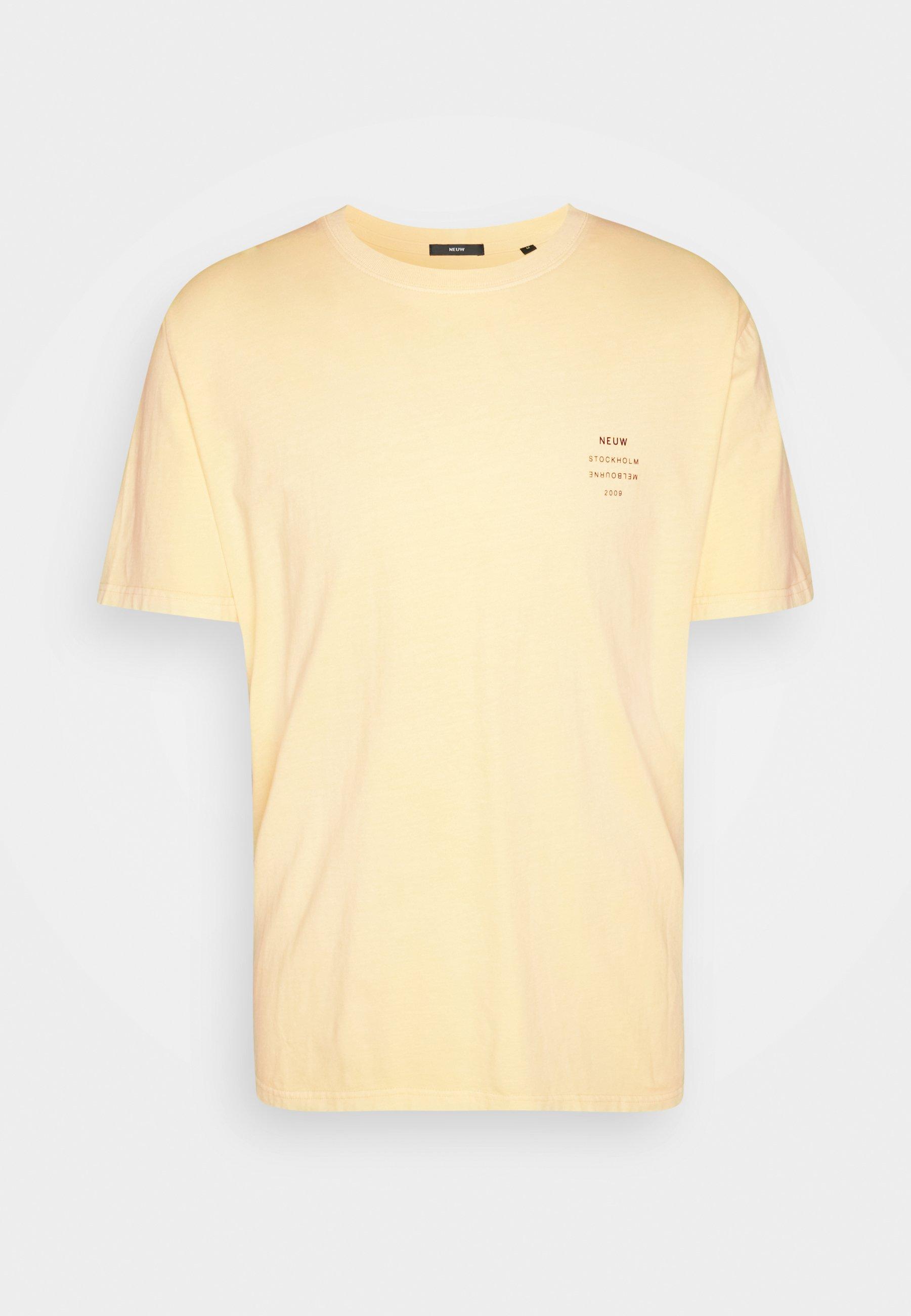 Men BAND TEE - Basic T-shirt