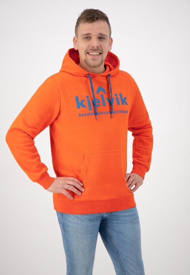 Sweater - orange