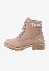 TOM TAILOR - Veterboots - nude - 1