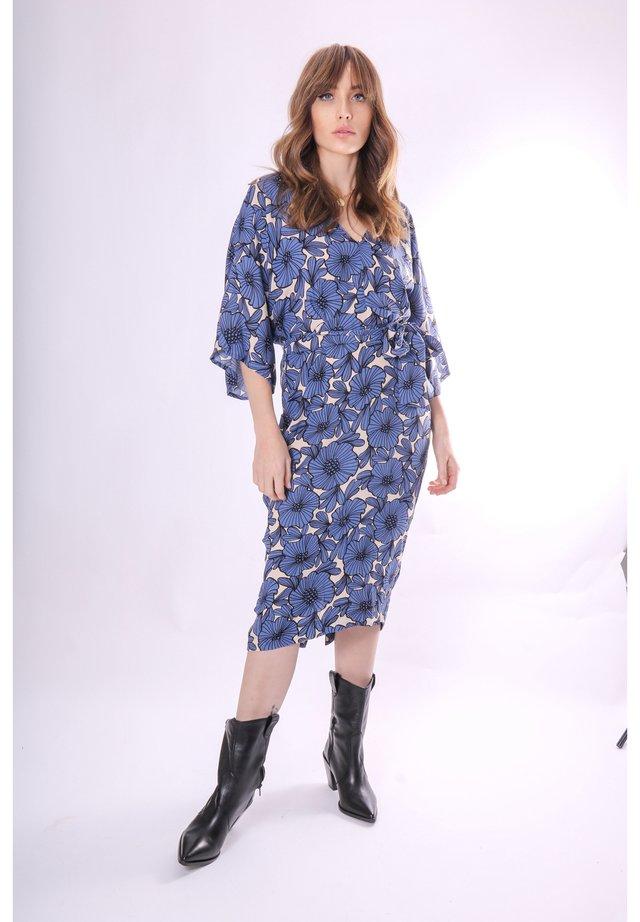 SASS  - Day dress - blue