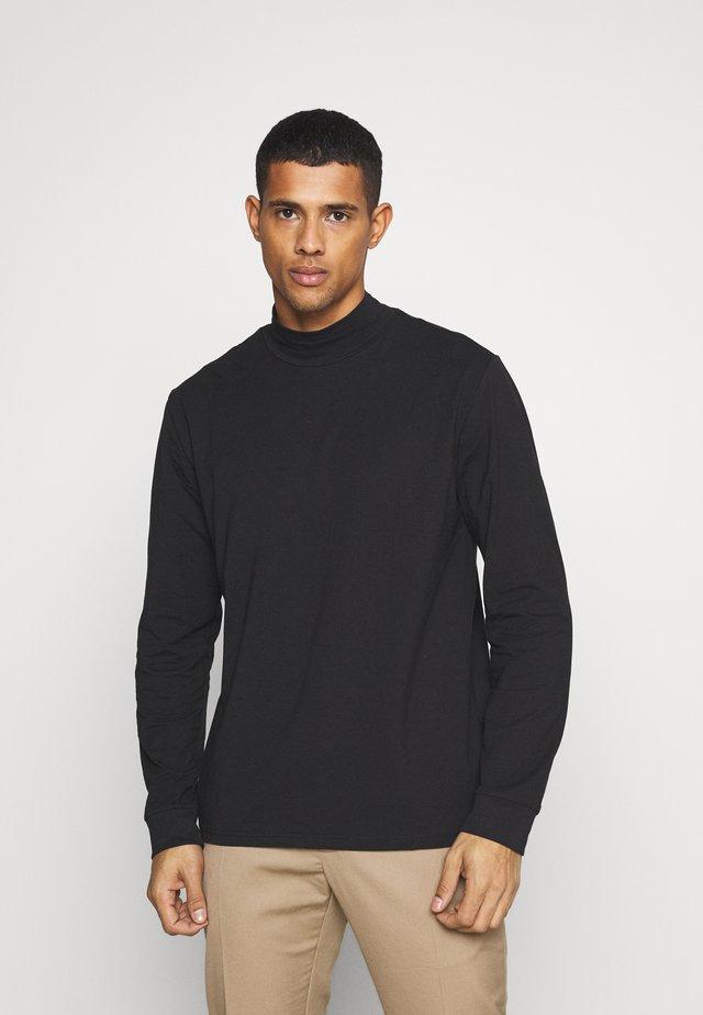 DORIAN TURTLENECK - Sweter - black