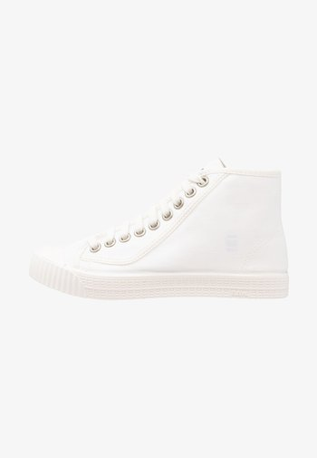 ROVULC MID - High-top trainers - white