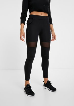 RIÑO  - Tights - black