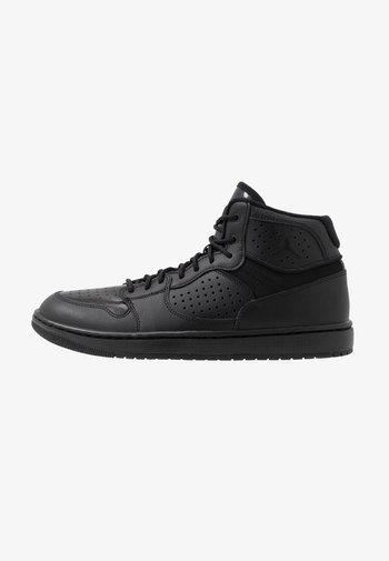 JORDAN ACCESS - Sneakers hoog - black