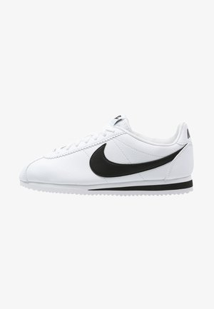 CLASSIC CORTEZ - Sneakers laag - white/black