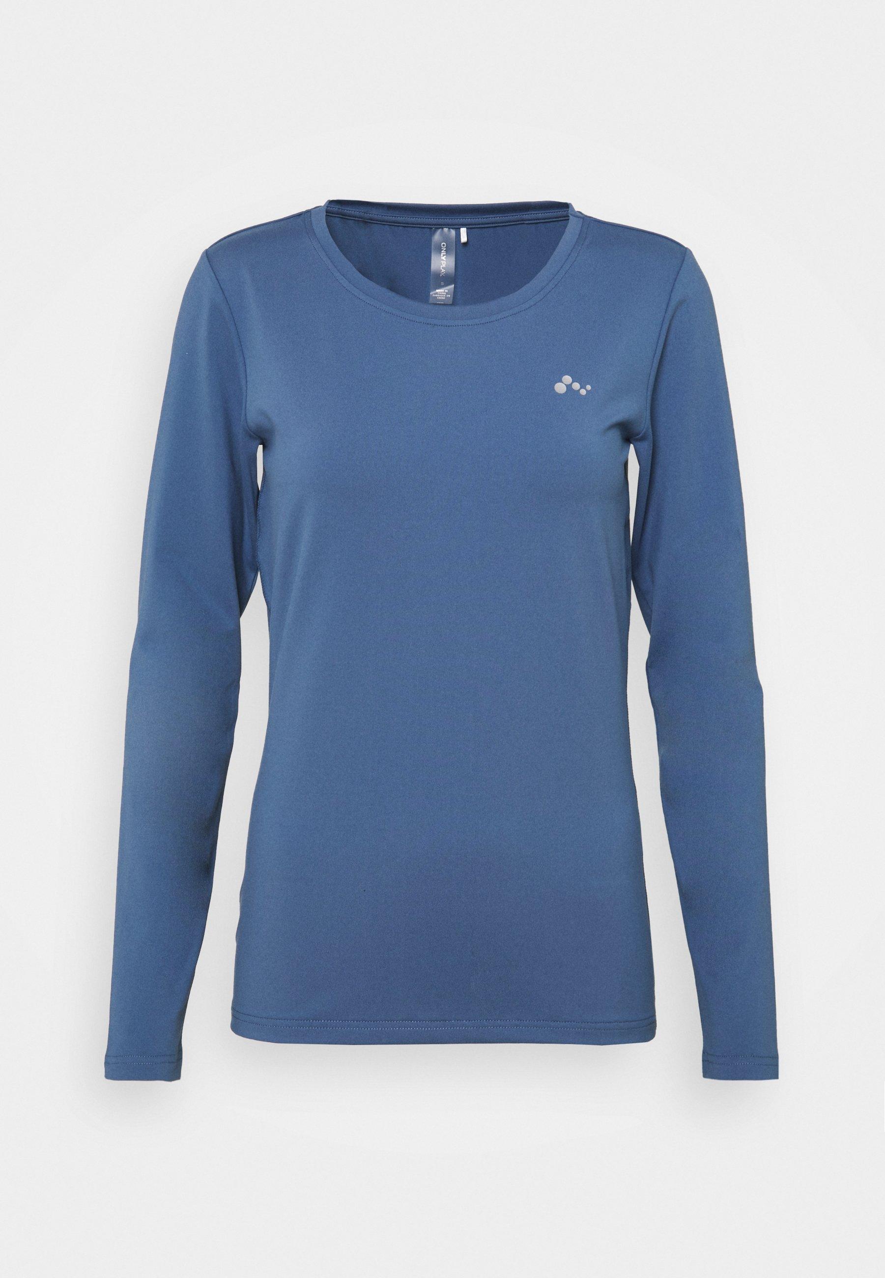 Femme ONPCLARISSA LS OPUS - T-shirt de sport