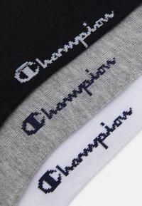 Champion - ANKLE SOCKS LEGACY 9 PACK UNISEX - Träningssockor - black/white/grey - 1